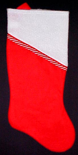 Candy Cane Personalized Stockings