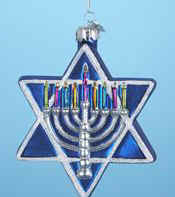 Hanukkah Ornaments