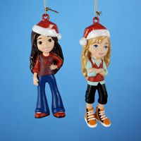 iCarly Christmas Ornaments